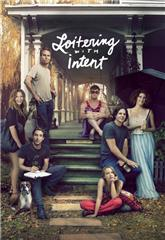 Loitering with Intent (2014) Poster