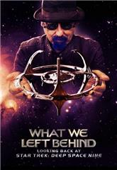 What We Left Behind: Star Trek DS9 (2018) Poster