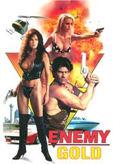 Enemy Gold (1993) bluray Poster