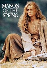 Manon of the Spring (1986) 1080p Poster