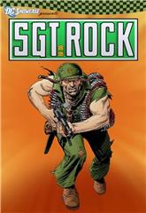 DC Showcase: Sgt. Rock (2019) Poster
