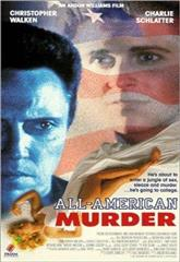 All-American Murder (1991) 1080p Poster