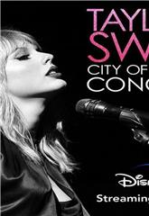 Taylor Swift City of Lover Concert (2020) 1080p Poster