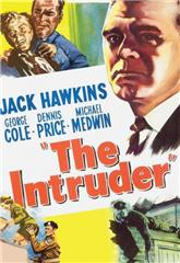 The Intruder (1953) bluray Poster