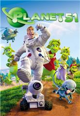 Planet 51 (2009) bluray Poster