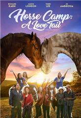 Horse Camp: A Love Tail (2020) Poster