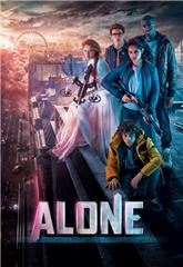 Alone (2017) 1080p Poster