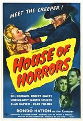 House of Horrors (1946) Poster