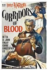 Corridors of Blood (1958) 1080p Poster