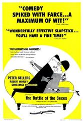 The Battle of the Sexes (1960) Poster