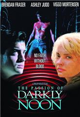 The Passion of Darkly Noon (1995) bluray Poster