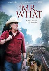 Mr. What (2015) Poster