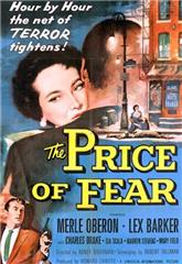 The Price of Fear (1956) 1080p Poster