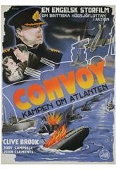 Convoy (1940) bluray Poster