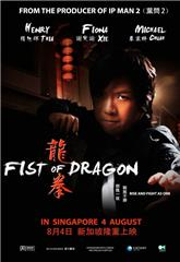 Fist of Dragon (2011) 1080p Poster