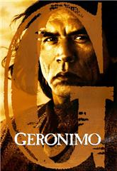 Geronimo: An American Legend (1993) bluray Poster
