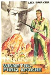 Apache Gold (1963) Poster