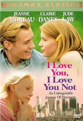 I Love You, I Love You Not (1996) 1080p Poster