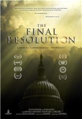 The Final Resolution (2020) 1080p Poster
