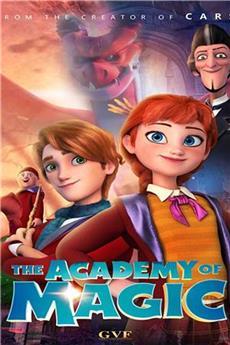 The Academy of Magic (2020) 1080p Poster