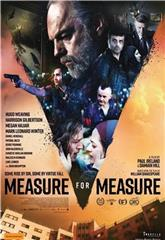 Measure for Measure (2020) 1080p Poster