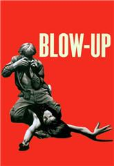 Blow-Up (1966) bluray Poster