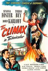 The Climax (1944) bluray Poster