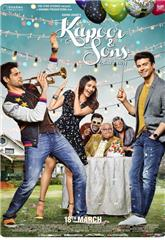 Kapoor & Sons (2016) 1080p Poster