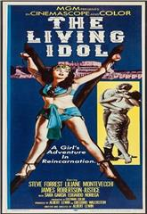 The Living Idol (1957) 1080p Poster