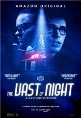 The Vast of Night (2019) Poster