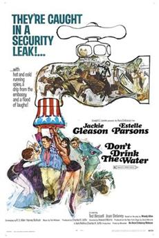 Don't Drink the Water (1969) Poster