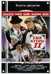 The Sting II (1983) Poster