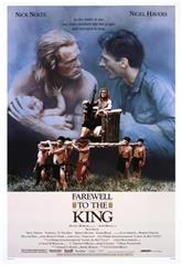 Farewell to the King (1989) 1080p Poster