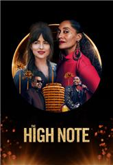 The High Note (2020) bluray Poster