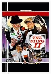 The Sting II (1983) bluray Poster