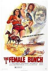 The Female Bunch (1971) Poster