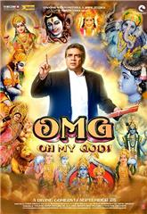 OMG: Oh My God! (2012) 1080p Poster