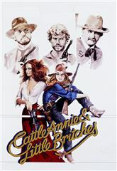 Cattle Annie and Little Britches (1981) bluray Poster