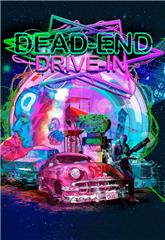 Dead End Drive-In (1986) bluray Poster