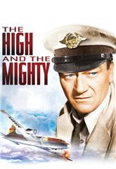 The High and the Mighty (1954) 1080p web Poster