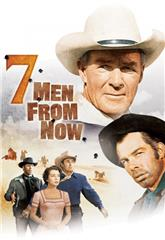 7 Men from Now (1956) Poster
