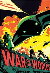 The War of the Worlds (1953) bluray Poster