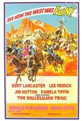 The Hallelujah Trail (1965) 1080p Poster