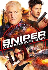 Sniper: Assassin's End (2020) bluray Poster