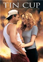 Tin Cup (1996) bluray Poster