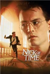Nick of Time (1995) web Poster