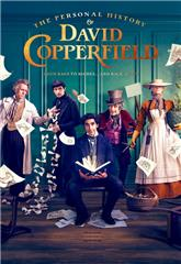 The Personal History of David Copperfield (2019) bluray Poster
