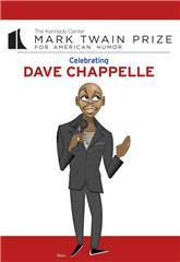 Dave Chappelle: The Kennedy Center Mark Twain Prize for American Humor (2020) Poster