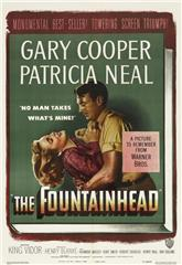The Fountainhead (1949) Poster