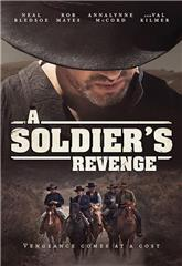 A Soldier's Revenge (2020) bluray Poster